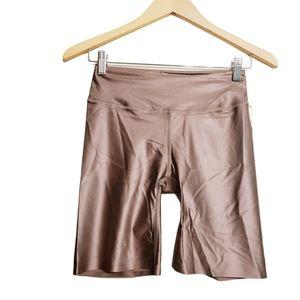 Fierce + Regal The Shiny Biker Bike Shorts S